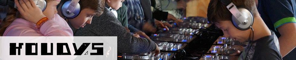 DJ Workshop - Koudijs Kafe - djproducer.school