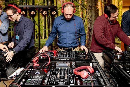 DJ Workshop volwassenen